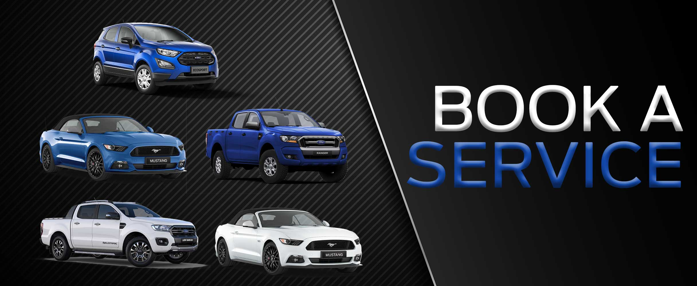 Book a service at ford bruma